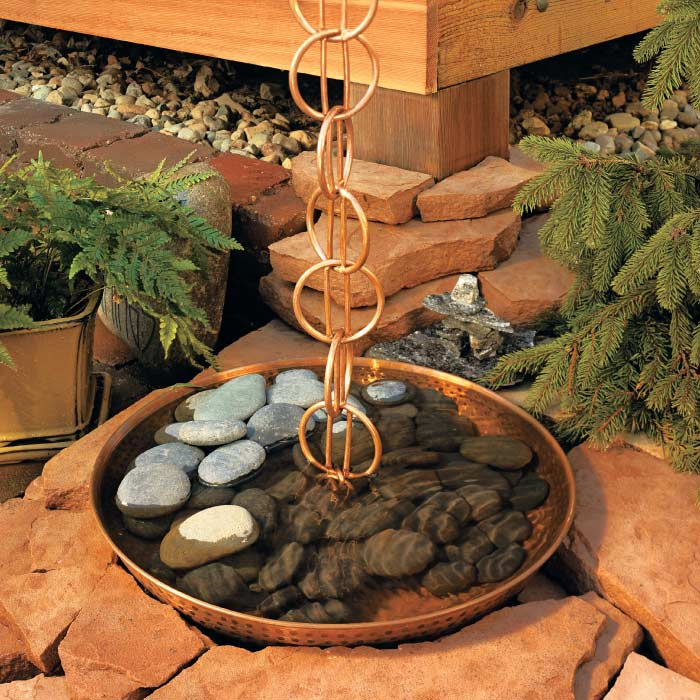 Add Style With A Rain Chain My Home My Style