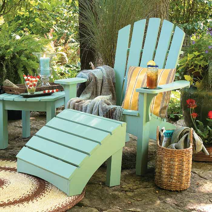 Get A Durable Finish For Outdoor Furniture My Home My Style