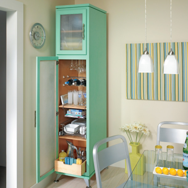 Stylish Kitchen Cabinet Storage Solutions My Home My Style