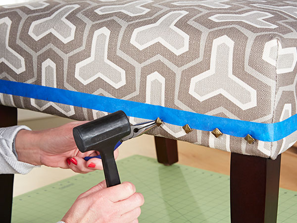 Upholstery Tack Tip