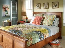 Bedding: Springtime Spruce-Up