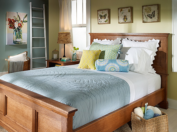 Bedding: Casual Summer Switch