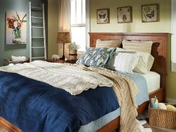 Bedding: Cozy Winter Makeover