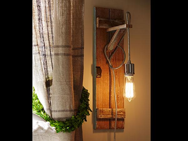 Country-Chic Lighting