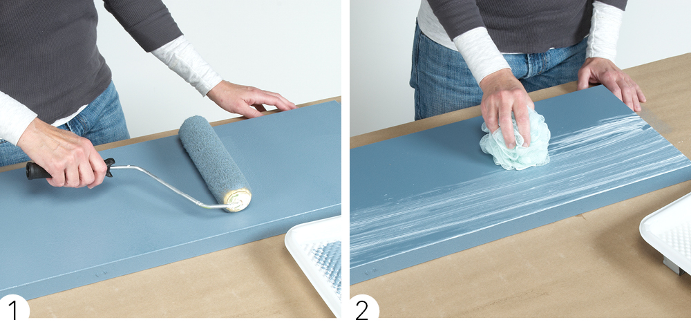 Blue Panels How-to