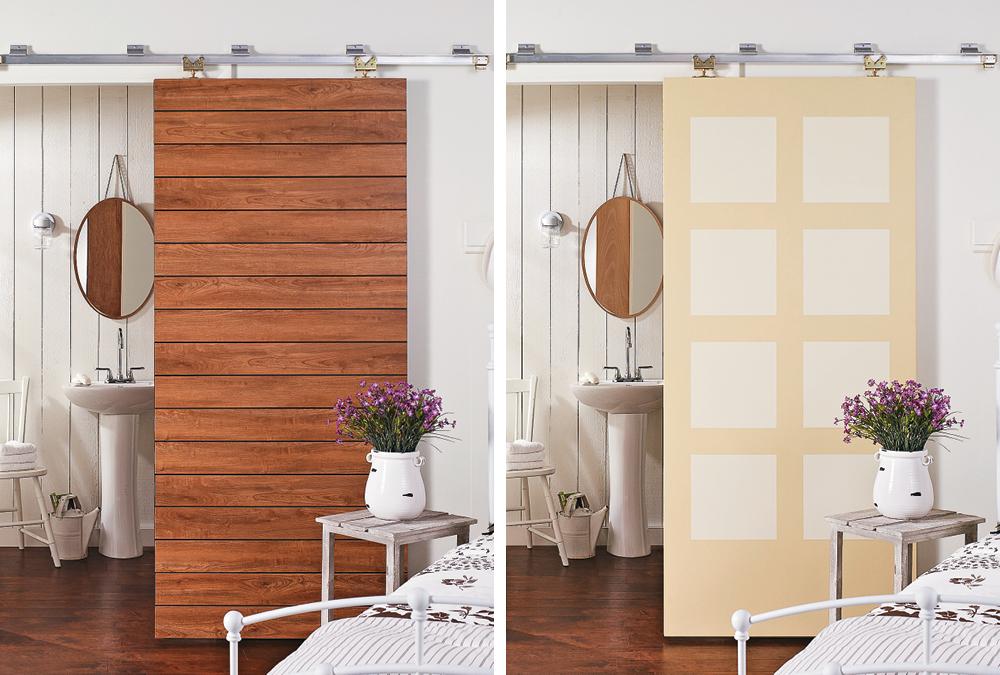 Sliding Door Design Options